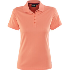 High Colorado Seattle Poloshirt Damen coral